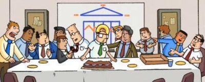 Le consulting en réseaux sociaux expliqué par Dilbert [BD]