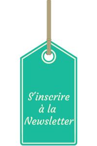 Logo  Inscription Newsletter