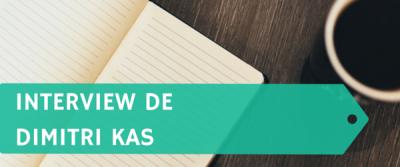 6 questions à  Dimitri Kas, rédacteur web romand