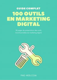 Ebook - 100 outils incontournables du marketing digital