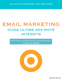 Guide Email marketing mots interdits spam