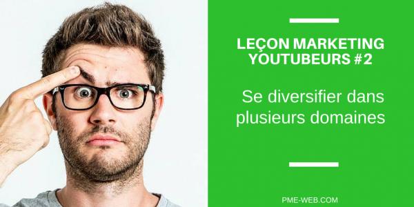 Leçon marketing YouTubeur 2 - Cyprien