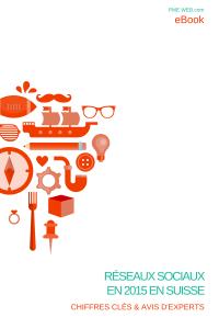 Page Titre - Réseaux sociaux en Suisse chiffres clés