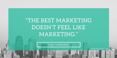 Les 40 meilleures citations marketing et réseaux sociaux