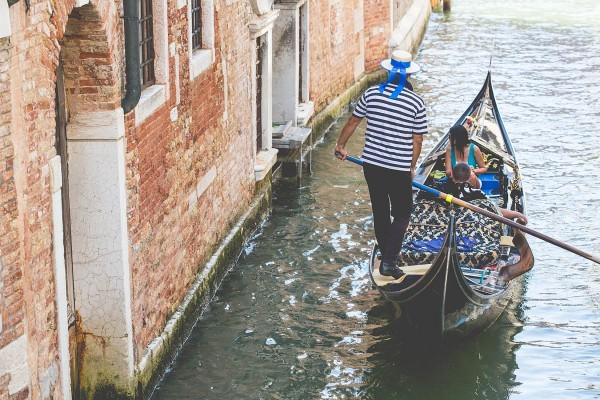 Italie Gondole
