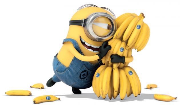 Minions Chiquita