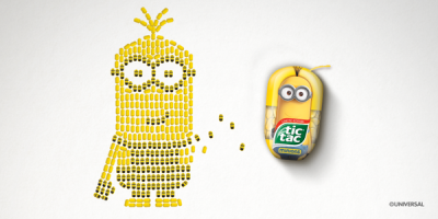 Les Minions sont partout ! Analyse de la campagne marketing