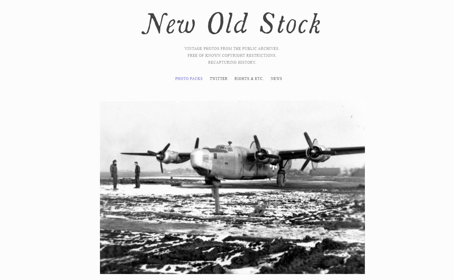 News Old Stock