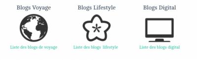Un design flambant neuf pour l'annuaire des blogueurs romands (et les Youtubeurs débarquent !)