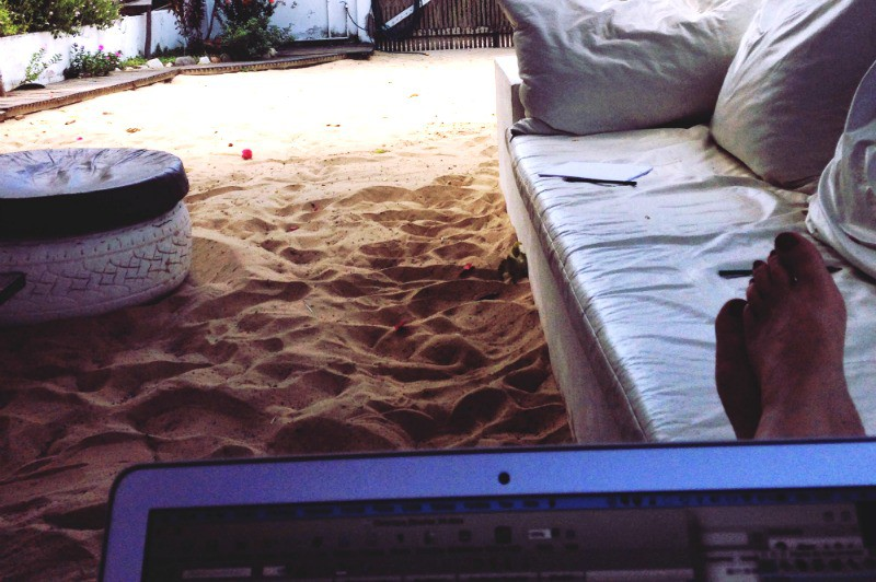 bresil digital nomad
