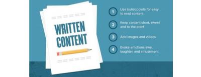 3 stratégies de content marketing que toute entreprise devrait connaître [Infographie]