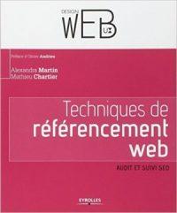 Technique référencement web - Alexandra Martin