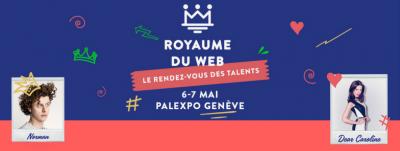 Tout savoir sur le Royaume du Web à Palexpo Genève