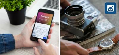 Un succès à travers le filtre d'Instagram