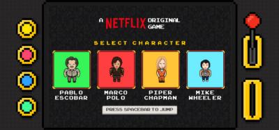 Incarner son personnage de série favori avec Netflix Infinite Runner