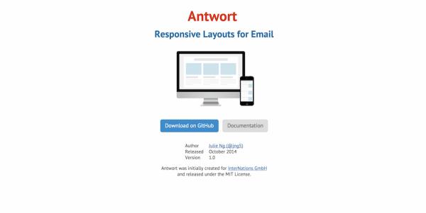 Antwort-emails