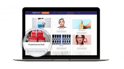 Un outil pour envoyer des emailings et newsletters sectorisés : Digitaleo