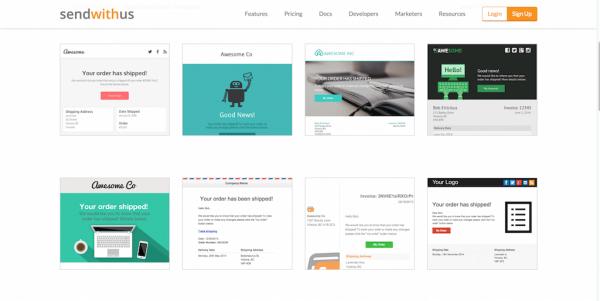 10 templates gratuits responsive de newsletters