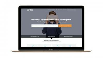 Une plateforme pour trouver la meilleure agence web selon ses besoins : Sortlist