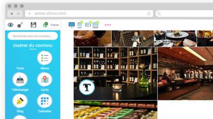 Un outil français gratuit pour créer un site web professionnel facilement : SiteW