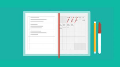 Un modèle gratuit de calendrier éditorial réseaux sociaux pour 2017