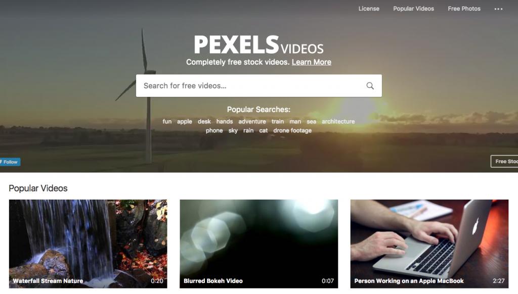 Pexels Video