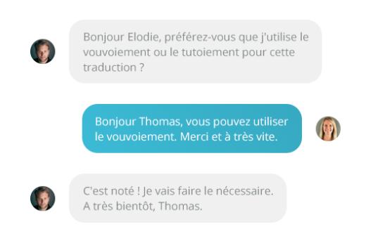 texteMaster contact