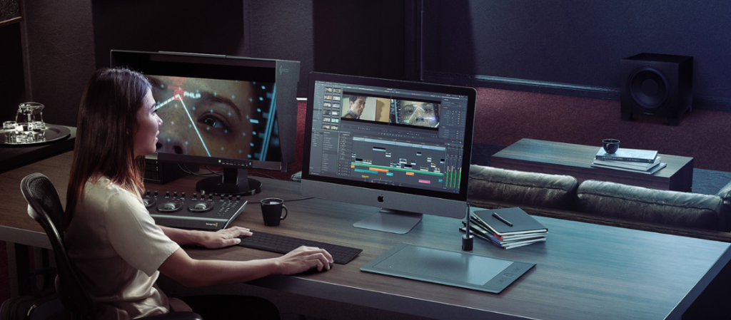 DaVinci Resolve gratuit