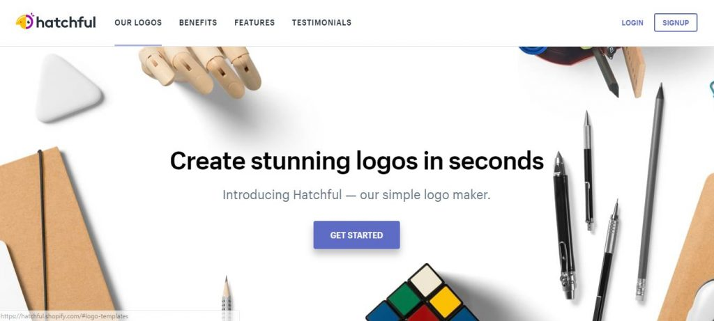 6. Hatchful (www.hatchful.shopify.com)