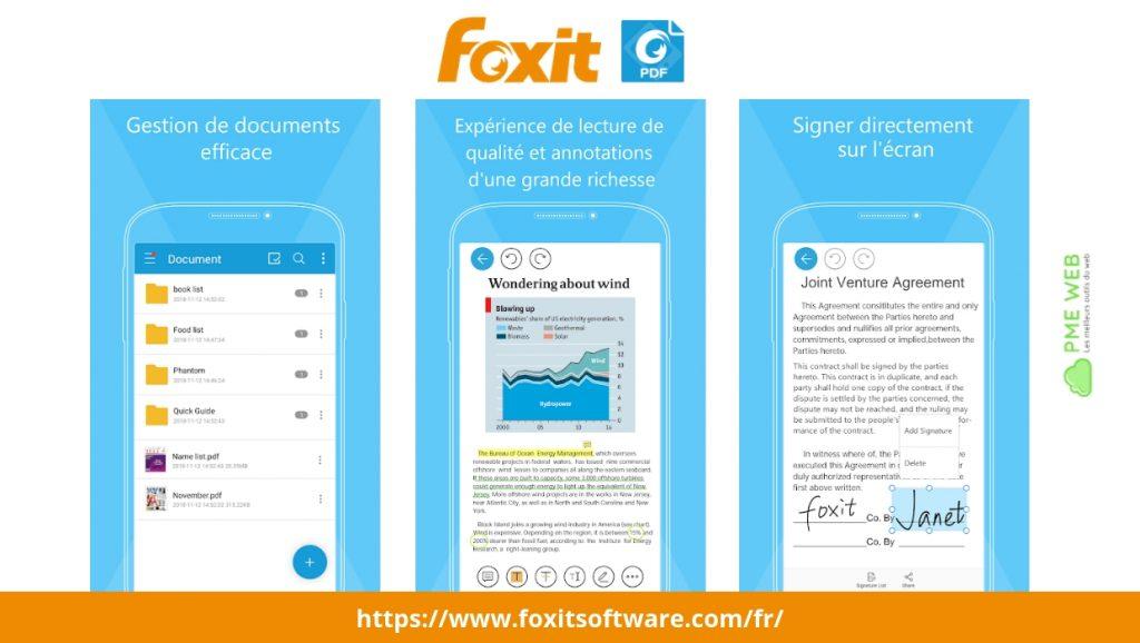 MobilePDF foxit