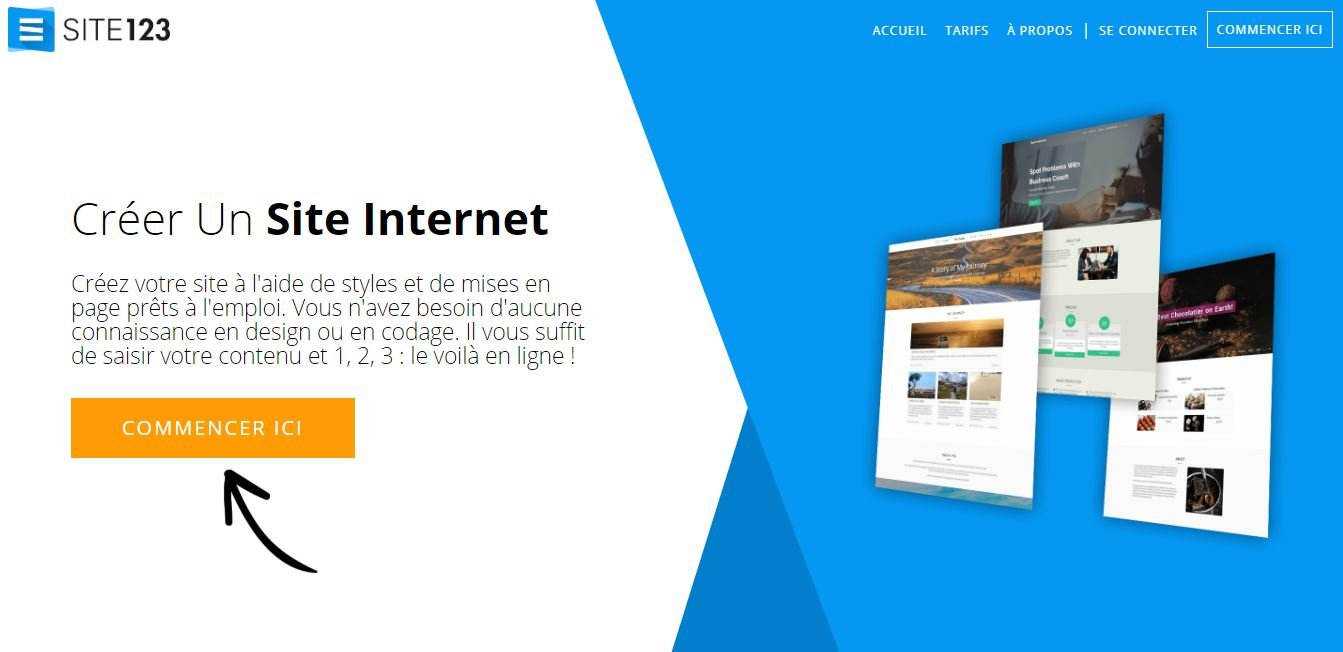 les 10 meilleurs logiciels gratuits pour cr u00e9er un site internet