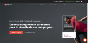 Sarbacane - marketing automation